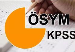 KPSS DHBT geç başvuru ücreti ne kadar, nasıl yapılır KPSS DHBT sınavı ne zaman uygulanacak