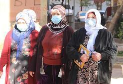 HDP önündeki eylemde 449uncu gün; aile sayısı 177 oldu