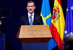 İspanya Kralı karantinaya alındı