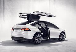 Tesla Model X taşıtlarda büyük güvenlik açığı