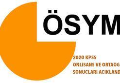Son viraja girildi KPSS sonuçları ne zaman açıklanacak 2020 Önlisans sonuçları açıklandı mı