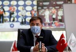Türkiye Güreş Federasyonu Başkanı Musa Aydının Kovid-19 testi pozitif çıktı
