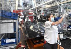 Alman sanayiciler üretimde azalma bekliyor