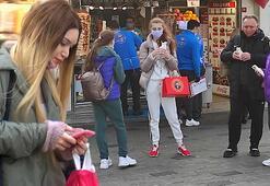 Taksimde maske ve sigara denetimi Kuralları çoğunlukla yabancılar ihlal ediyor