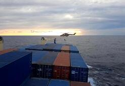Almanyadan Türk gemisindeki aramaya ilişkin yeni açıklama