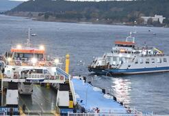 Dikkat Deniz ulaşımına hava engeli: İptal edildi