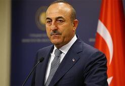 Son dakika... Bakan Çavuşoğlundan skandal arama için açıklama: Sahada cevabını vereceğiz