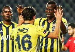 Fenerbahçe - Sivas Belediyespor: 4-0