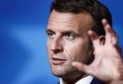Son dakika... Macron, Kovid-19 salgınıyla mücadele planını açıkladı