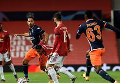 Manchester United - Başakşehir: 4-1