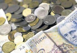 İspanya'da eski para  yoksullara can oldu