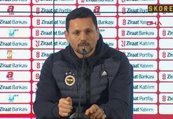 Erol Bulut: Beşiktaş maçına galibiyet için çıkacağız