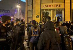 Avrupa İnsan Hakları Komiseri: Paristeki polisin müdahalesi şoke edici