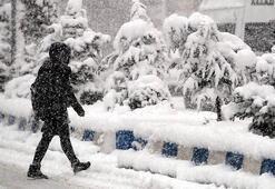 Kar ne zaman yağacak Bu yıl kar yağacak mı Kar yağacak olan iller açıklandı