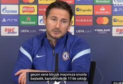Lampardtan Giroud yorumu...