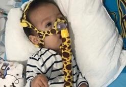 SMA hastası Yiğit bebek tedavi için yardım bekliyor