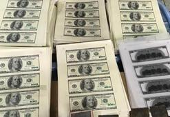 Ataşehirde sahte para basılan matbaaya operasyon