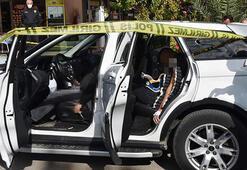 Antalyada lüks cipte infaz 2 ölü, 1 yaralı