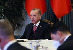 Cumhurbaşkanı Erdoğan açık açık ilan etti: Devlet başkanlığı seviyesinde