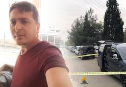 Çarptığı kişinin ölümüne neden olan sürücü, tampon parçasından yakalandı