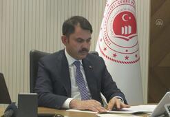 Bakan Kurum: En iyi İzmiri inşa etmek için var gücümüzle çalışacağız