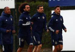 Fenerbahçe, Beşiktaş maçı hazırlıklarına başladı
