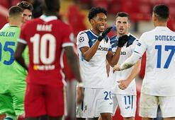 UEFA Şampiyonlar Liginde A, B, C ve D gruplarında 8 maç yapıldı