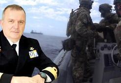 İşte skandal emri veren Yunan amiral