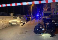 Devriye atan polis ekipleri sokaklardan yaralı topladı
