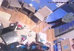 'Terlikli telefon hırsızını' polis, terliğinden yakaladı