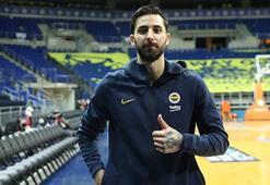 Son dakika | Fenerbahçe Bekoda Alex Perez sakatlandı