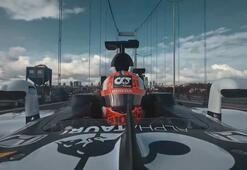 İletişim Başkanlığı yayınladı İşte Formula 1 kapsamında hazırlanan İstanbul tanıtım filmi