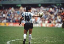 Okay Karacan Maradonayı anlattı Ronaldinho, Zidane, Ronaldo dahil...