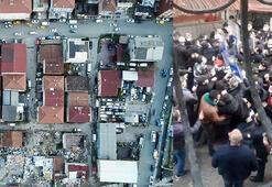"""6 yıldır riskli binada oturanlara belediye """"Boşaltın"""" dedi olaylar çıktı"""
