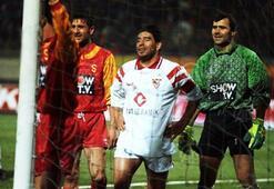 Son dakika | Eski Galatasaraylı kaleci Hayrettin Demirbaş, Maradona ile anısını anlattı