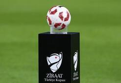 Ziraat Türkiye Kupasında 5. tur kura çekimi yarın yapılacak