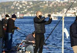 Son dakika... İstanbul Boğazında saat 15.30da görüldü Tam 1 saat sürdü