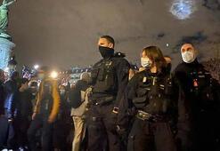 Fransada AA muhabirinin yaralanmasına neden olan polis şiddetine takipsizlik kararı