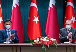 Son dakika... Cumhurbaşkanı Erdoğan paylaştı: Katar halkıyla dayanışmamızı güçlendirerek sürdüreceğiz