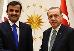 Katar Emiri Al Sani: Ankarada Katar-Türkiye ortaklığı konusunda başarılı bir görüşme turu gerçekleştirdim
