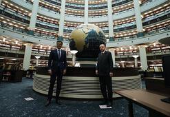 Katar ile 10 kritik anlaşma imzalandı