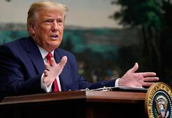 Son dakika... Trump açıkladı Beyaz Sarayı bırakırım