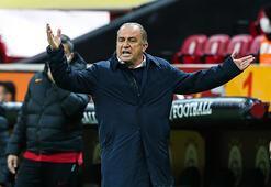 Son dakika - Galatasarayda Fatih Terimden kadroda değişiklik Kayserispor maçı sonu oldu