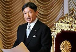 Japonya İmparatorunun yeni yıl selamlamasına koronavirüs engeli