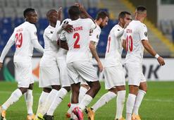Son dakika | Sivasspordan müthiş galibiyet Şampiyonlar Ligi...
