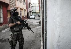 Son dakika Ankarada terör operasyonu Gözaltılar var