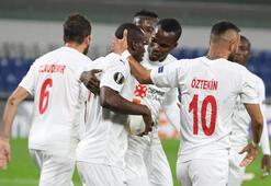 TFFden Sivasspora kutlama