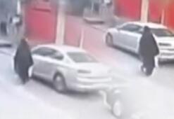 Avcılarda ölü bebeği çöpe bırakan kadın yakalandı; O anlar kamerada