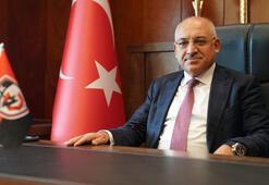 Başkan Büyükekşiden Gaziantep FKya övgü