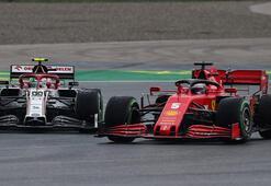 Formula 1de sıradaki durak Bahreyn